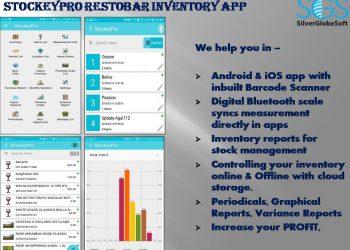 Resto Bar Inventroy App