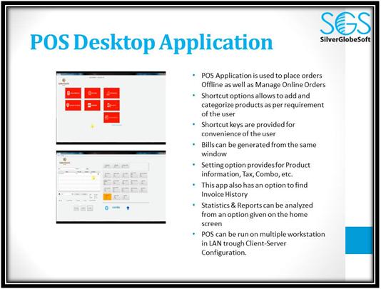 POS Desktop Application